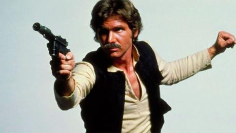 Tom Selleck and Han. Tomato tomahto.